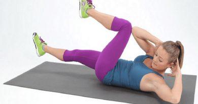 Estos potentes ejercicios para hacer en casa te ayudan a bajar el estómago rápidamente