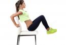 5 movimientos de entrenamiento de fuerza para un abdomen plano